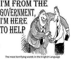 Im from the government