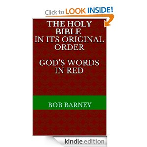 Red Letter Bible